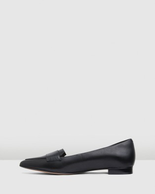 Clarks Laina15 Loafer - Dress Shoes (Black Combo)