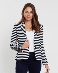 Sportscraft - Madison Stripe Jacket