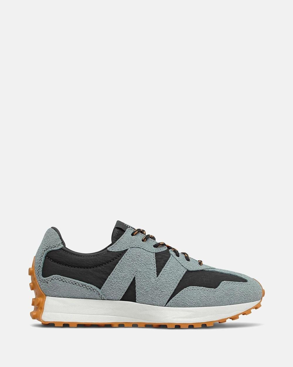 New Balance MS327V1 Men's Performance Shoes Black Australia