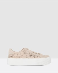 Forever New - Rosie Flatform Trainers