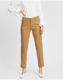 Banana Republic - Ryan Brushed Solid Pants
