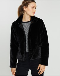 ONLY - Vida Faux Fur Jacket