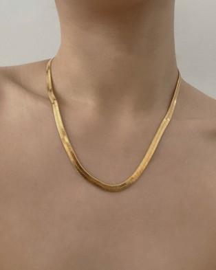 ALIX YANG Sienna Chain - Jewellery (Gold)