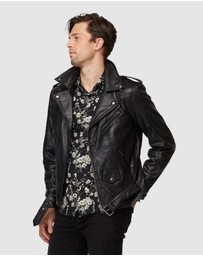 Jack London - Fleetwood Leather Jacket