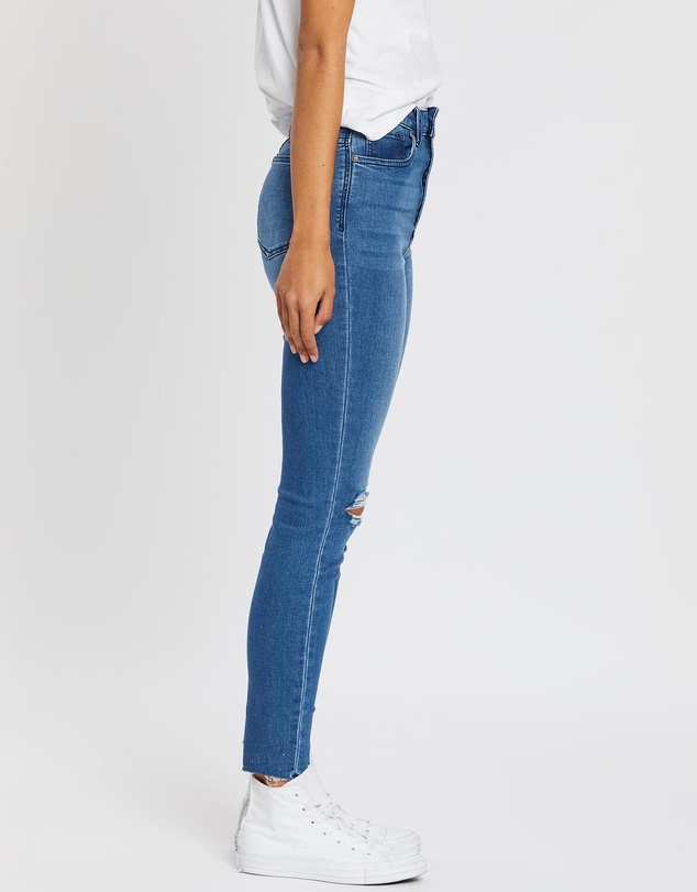 Women The Vice High Skinny Jeans