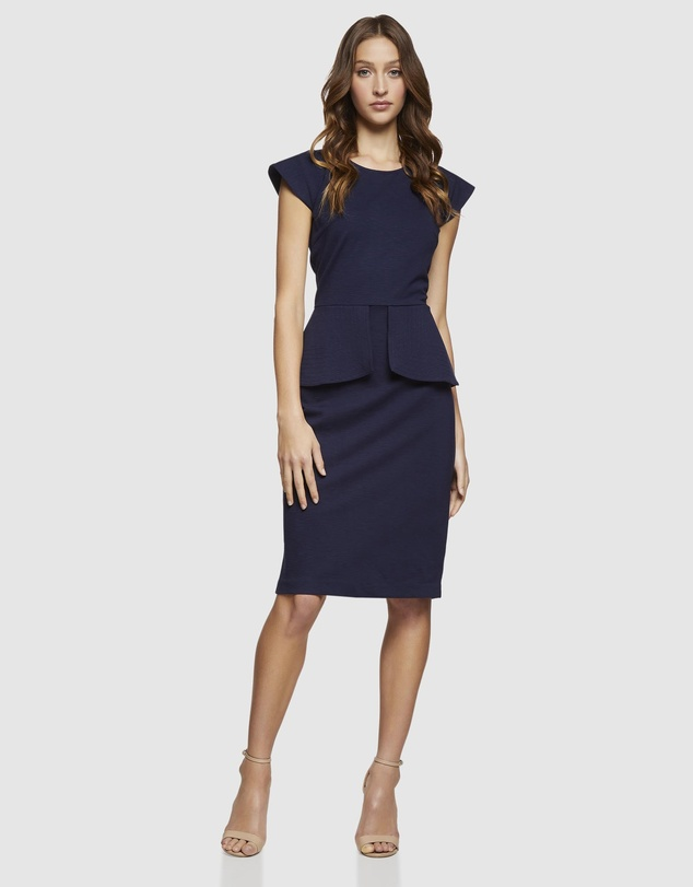 Oxford - Bella Ponti Dress