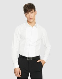 yd. - Montenegro Tux  Slim Dress Shirt