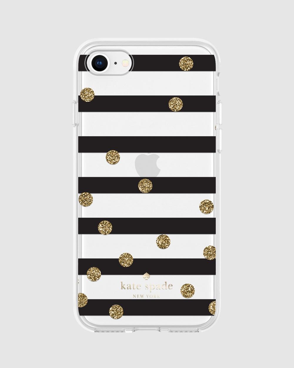 Kate Spade iPhone SE,8,7,6 Protective Hardshell Case Tech Accessories Multi Australia