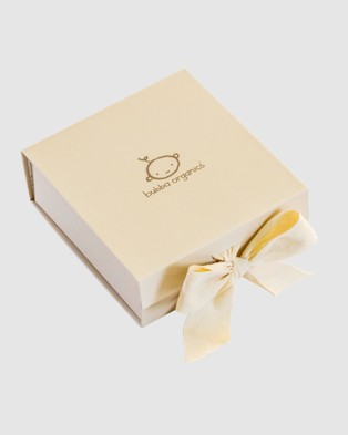 Bubba Organics Australian Goats Milk Baby Bath & Body Gift Box - Beauty (Australian Goats Milk)