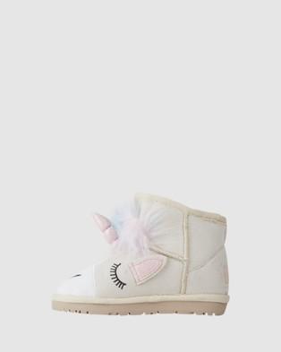 CIAO - Frosty Unicorn Slippers & Accessories (Multi)