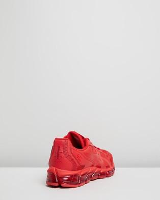 ASICS GEL Quantum 360 6   Men's - Lifestyle Sneakers (Red)