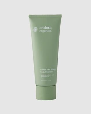 Endota Organics   Lemon Peel & Sage Body Cleanser - Beauty (N/A)