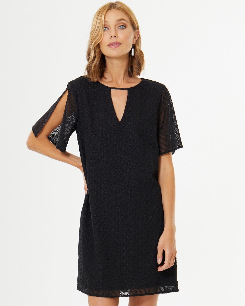 Calli Nellie Dress Dresses Black Nellie Dress