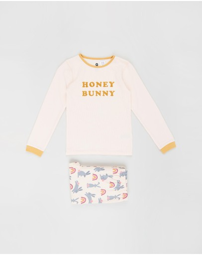 Cotton On Kids - Edith Long Sleeve Pyjama Set - Kids-Teens