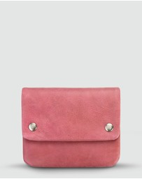 Status Anxiety - Norma - Pink Wallet
