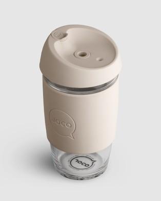 Joco Cups Joco Cup   Utility 16oz - Home (White)