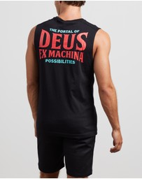 Deus Ex Machina - Rogers Muscle Top