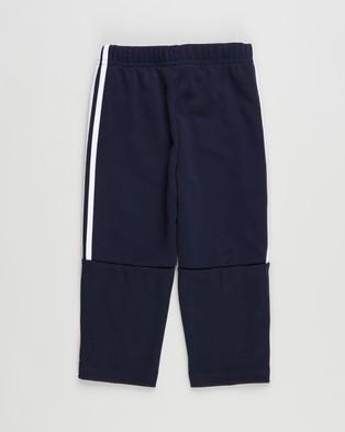 adidas Performance - Sereno Pants   Babies - Track Pants (Ink & White) Sereno Pants - Babies