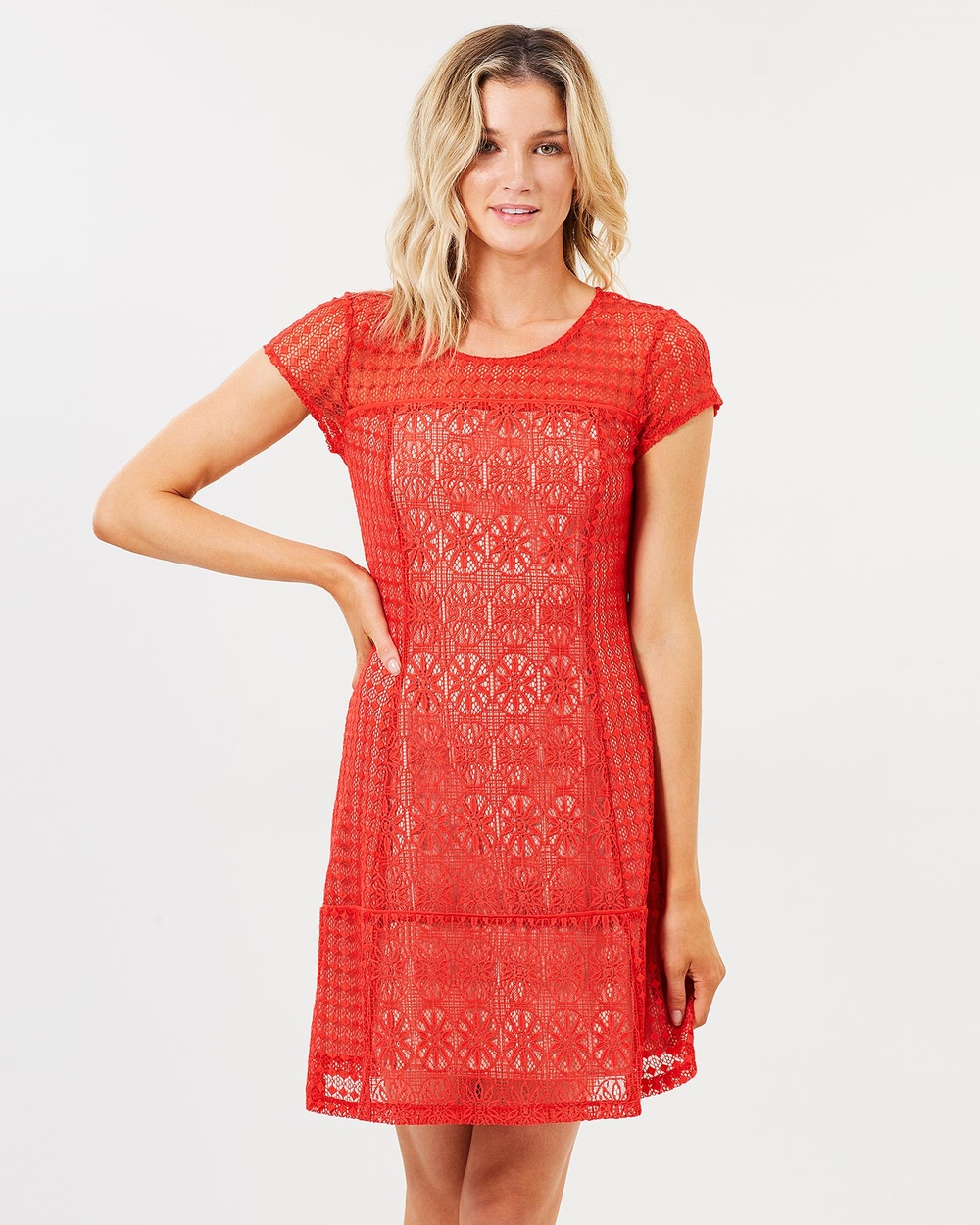 Stella Chelsea Park Dress Dresses Orange Chelsea Park Dress