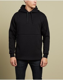White Mountaineering - Contrasted Hoodie