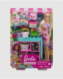 Barbie - Florist Doll & Playset