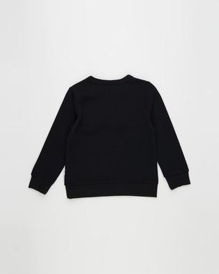 Bonds Kids Tech Pullover Sweats Black