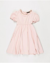 Rock Your Kid - Butterfly Wing SS Dress - Kids