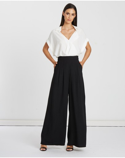 Willa - Prince Wide Leg Pants