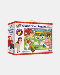 Galt - Farm Giant Floor 30-Piece Puzzle