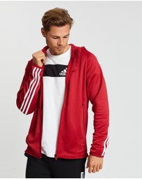 adidas Performance - FreeLift Daily 3-Stripes Hoodie