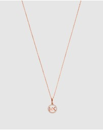 Michael Kors - Premium Rose Gold Necklace