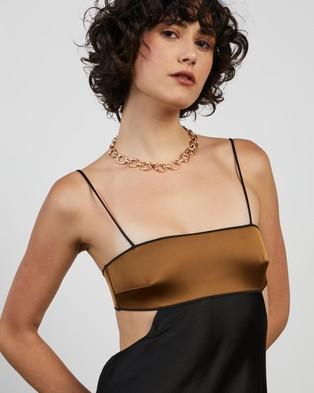 Bling Bar Nicola Choker - Jewellery (dbc098)