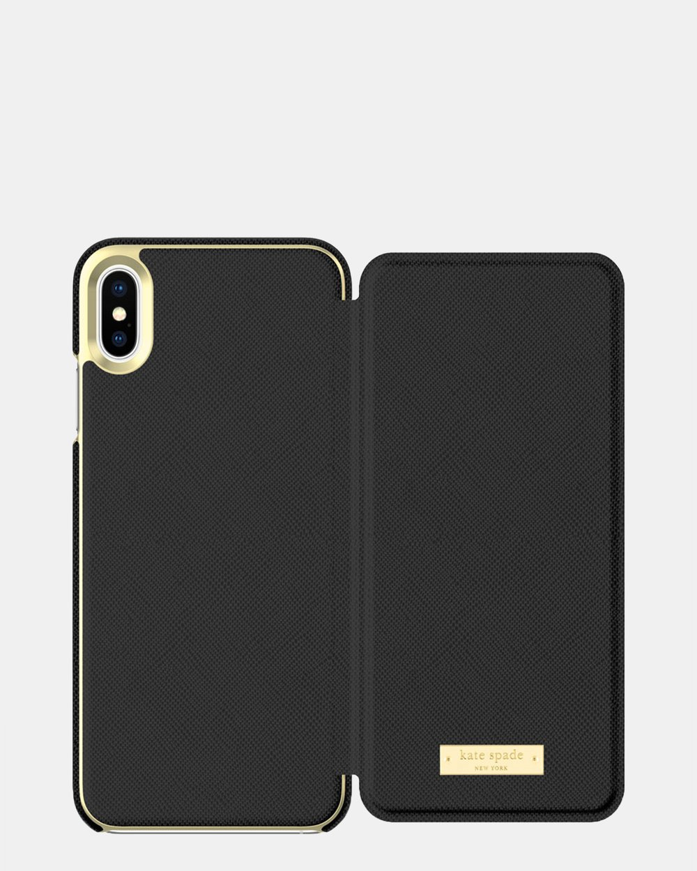 promo code 8095b cd515 Kate Spade New York Folio Case for iPhone Xs Max