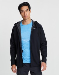 Nike - Therma Sphere Hooded Full-Zip Training Jacket