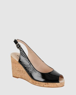 Jane Debster Davina - Sandals (BLACK)