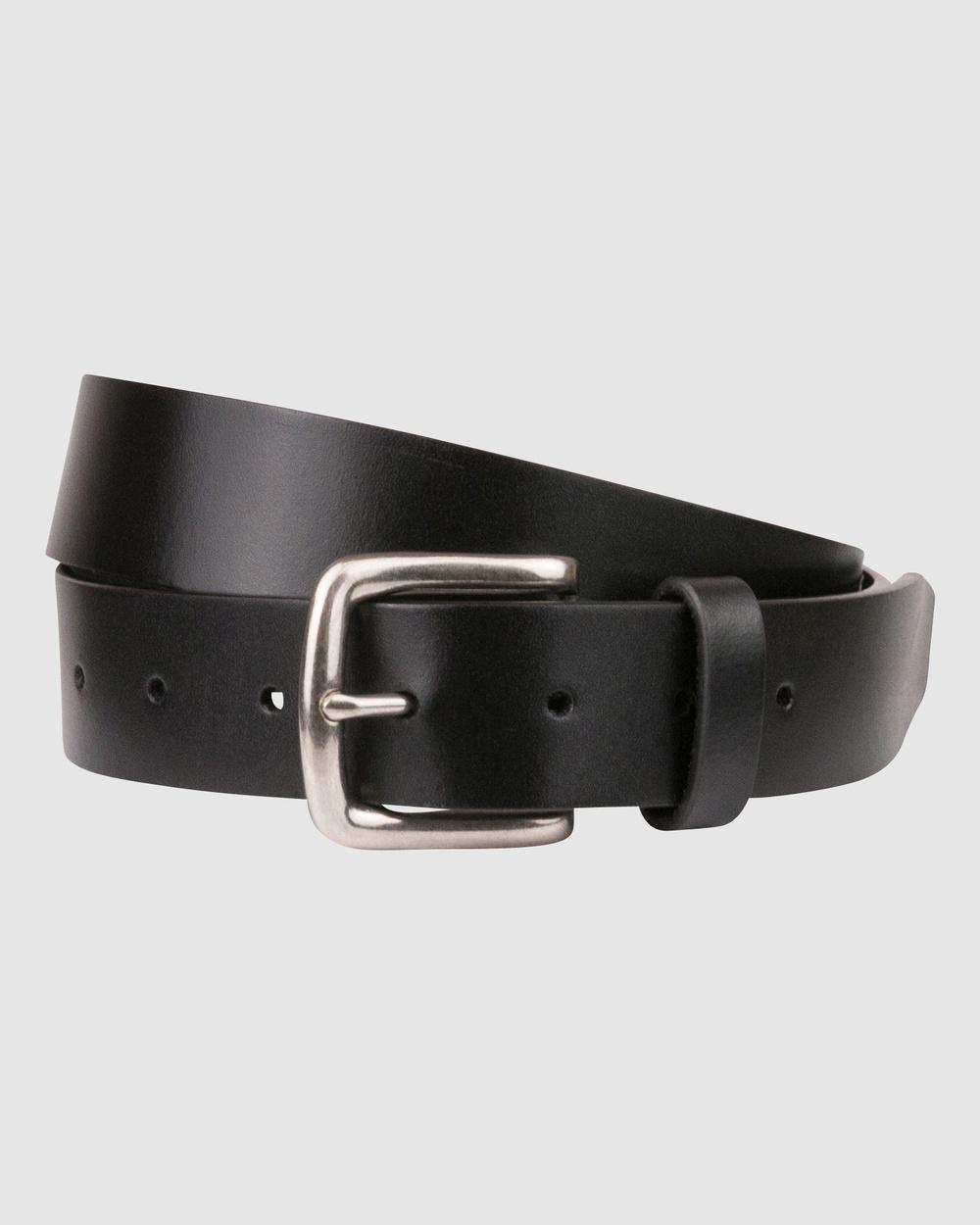 Florsheim Pacino Belt Belts Black