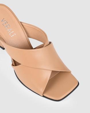 Verali Luwow - Mid-low heels (Brown)