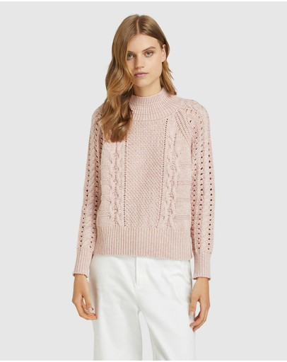 Oxford - Jane Cable Knit