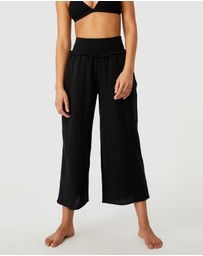 Cotton On Body - Shirred Waist Beach Pants