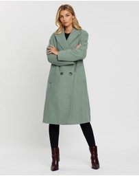 Dorothy Perkins - Relaxed Double-Breasted Coat
