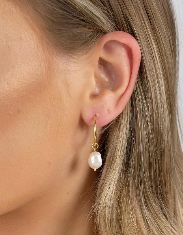 Women Enlighten Mini Hoop Earrings
