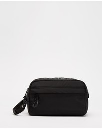 Versace Jeans Couture - Linea Macrologo Toiletry Case
