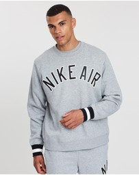Nike - Sportswear Air Crew Fleece Sweatshirt