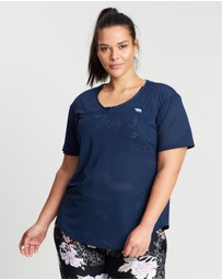 Running Bare - Baseline Relaxed Tee