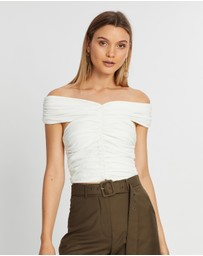Georgia Alice - Missy Crop Top