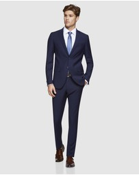Oxford - Travel Auden Wool Suit Set