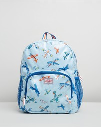 Cath Kidston - Classic Large Rucksack with Mesh Pocket - Kids
