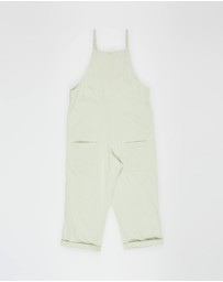 Feather Drum - Slouchie Overalls - Kids