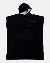 Quiksilver - Mens Hoody Hooded Towel