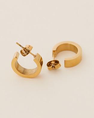 Carly Paiker Peko Huggies - Jewellery (Gold)